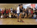 Budapest Kizomba Connection 3 - Morenasso and Anais - Kizomba StylingMusicalit
