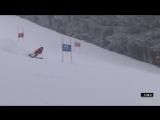 Павел Мацкевич, гигант 2 попытка, Skiinterkriterium-2017