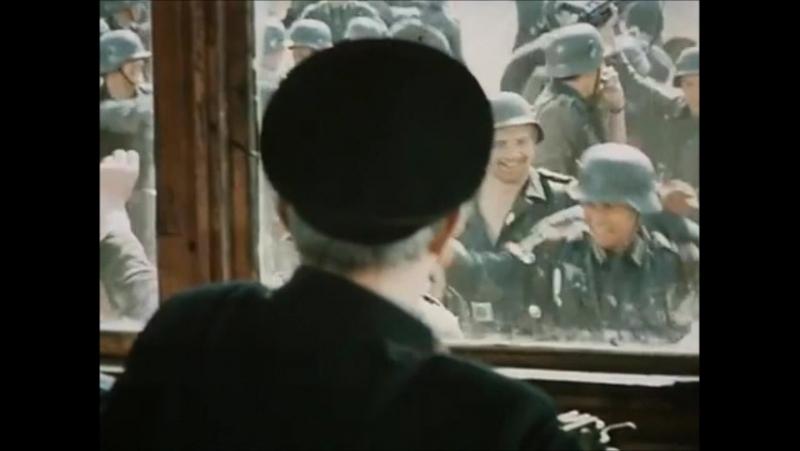 Блокада Фильм 1 й Серия 2 Пулковский меридиан 1974 подвиг водителя трамвая немцы вышли уже на окраины Ленинграда