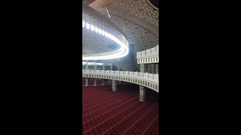 Аргун (спутник Грозного). Мечеть