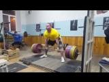 Тимур Гадиев - Тяга 300кг