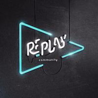 Логотип RE_PLAY COMMUNITY