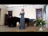 Е. Воронцова (меццо-сопрано), И. Нигматуллин (фортепьяно) - С. Рахманинов