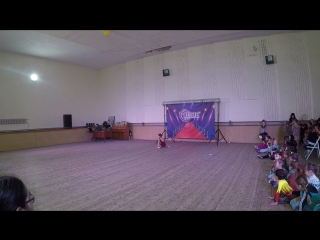 Modern dance solo Пилипчук Христина