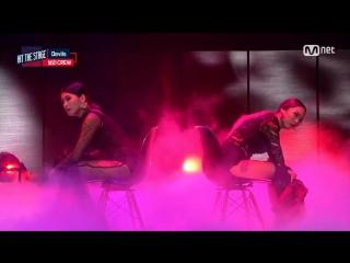 [CUT] 160727 Hit The Stage - Sistar Bora x Honey J (Do You?)