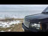 Сегодня снимали третью часть обзора на Range Rover 5.0 600 л.с.