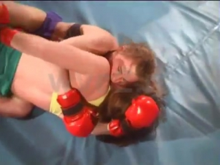 FBB-057 Tatjana vs Yulia - Extreme Female Fight (MMA) - Women Wrestling  Catfight, Female Boxing