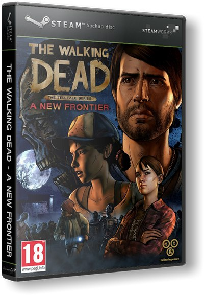 The Walking Dead: A New Frontier - Episode 1-2 (2016) PC | RePack от Decepticon