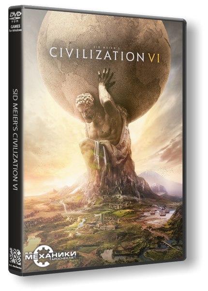 Sid Meier's Civilization VI: Digital Deluxe [v 1.0.0.56 + DLC's] (2016) PC | RePack от R.G. Механики