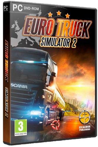 Euro Truck Simulator 2 [v 1.26.3s + 48 DLC] (2013) PC | RePack от =nemos=