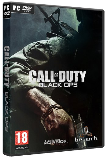 Call of Duty: Black Ops - Collection Edition (2010) PC | Лицензия