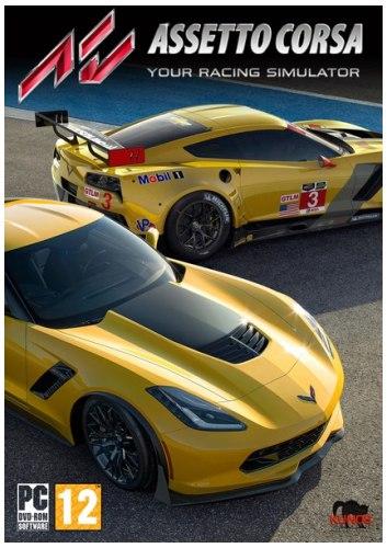 Assetto Corsa [v 1.11.3 + 9 DLC] (2013) PC | RePack от FitGirl