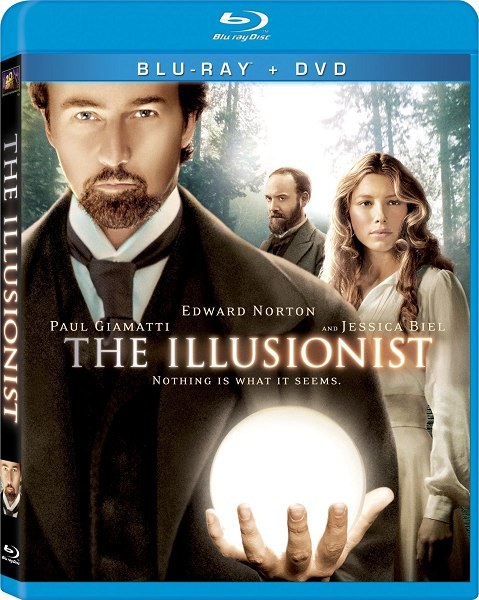 Иллюзионист / The Illusionist (2006) BDRip 720p | D, A