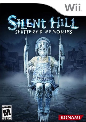 Silent Hill: Shattered Memories [Wii] [PAL] [Multi 5] (2009)