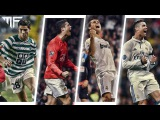 The Evolution of Cristiano Ronaldo | 2002-2017 | Magic Skills & Goals | HD