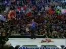Brock Lesnar's Wrestlemania XIX Shooting Star Press