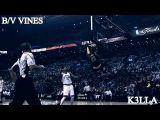 B/V Vines | Kyrie Irving Alley-Oop To James