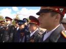 Пермские кадеты на параде в Брестской крепости