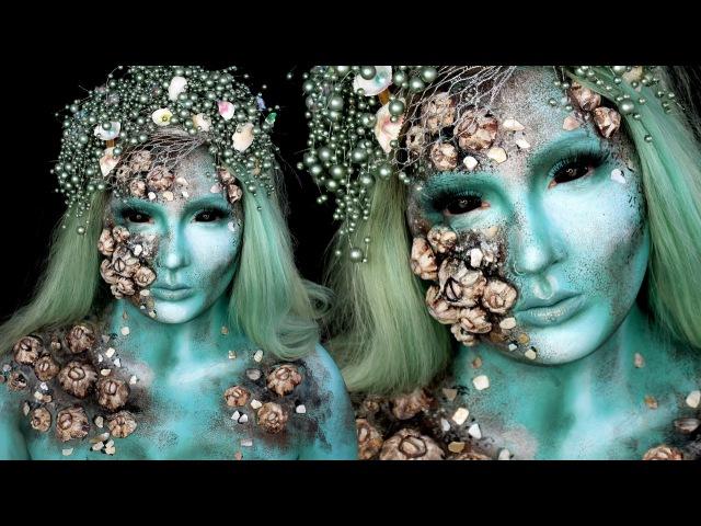 Love Sick Evil Mermaid Makeup Special FX Tutorial