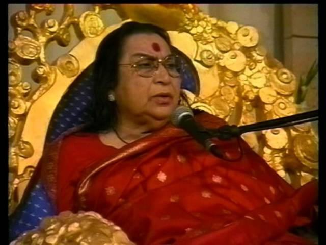 Пуджа Сахасраре /1998/ - Лекция Шри Матаджи