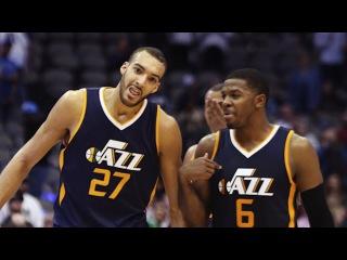 Обзор НБА Даллас Маверикс – Юта Джаз 21.01.17