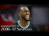 Kemba Walker Full Highlights 2017.01.20 vs Raptors - 32 Pts, 8 Assists in 3 Quarters!