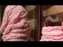 Шарф снуд. Вязаный шарф хомут, труба. Вязание спицами. Knitting(Hobby)