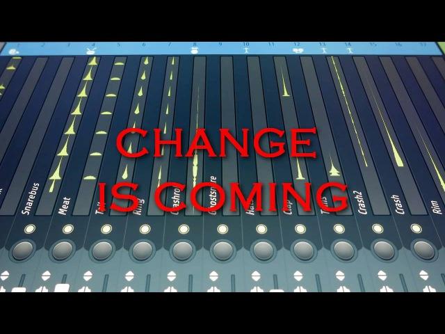 Change is Coming. (Rosenroter) - VZK