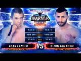 Kerim Abzailov vs. Alan Langer