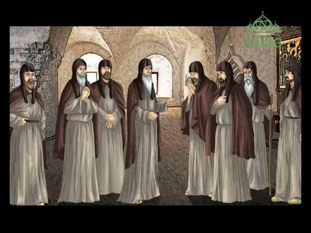 Мульткалендарь. 18 октября. Преподобные Дамиан, Иеремия и Матфей Печерские