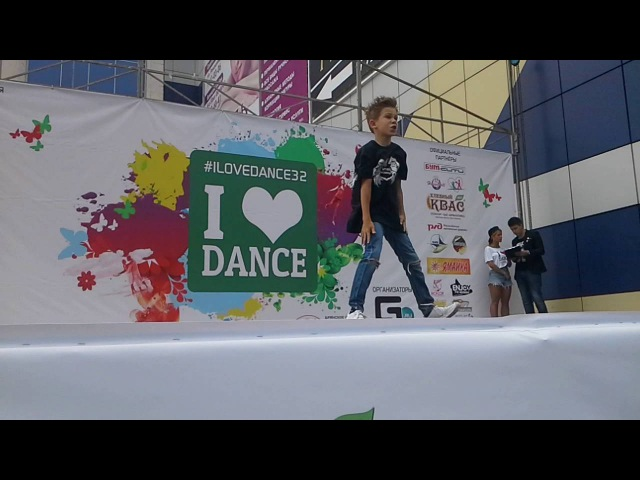 Иван Булохов | Preselection |фестиваль танца I LOVE DANCE 32 | Hip-Hop Kids
