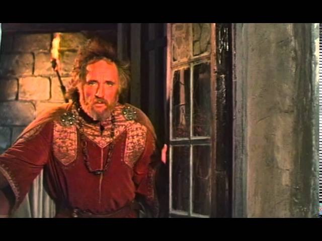 Баллада о доблестном рыцаре Айвенго.