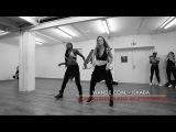 Wande Coal x DJ Tunez - Iskaba  Dance video (Dancehall Funk)