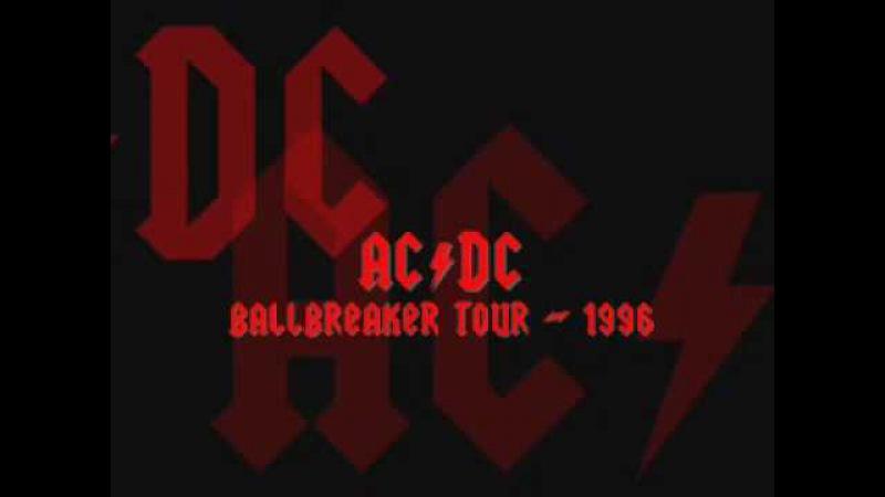 AC DC Ballbreaker Live Nancy 1996
