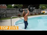 Top Five: Best Strength Fitness of 2016   PEOPLE ARE AWESOME