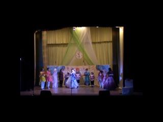 Детский народный театральный коллектив «Смешные непоседы» - отрывок из спектакля «Золушка»
