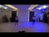 ShowDanceStudio KATRiN . Эстрадный танец. Алмаз Каира 14 февраля 2016 года.