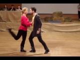 Как танцуют другие и как танцую я