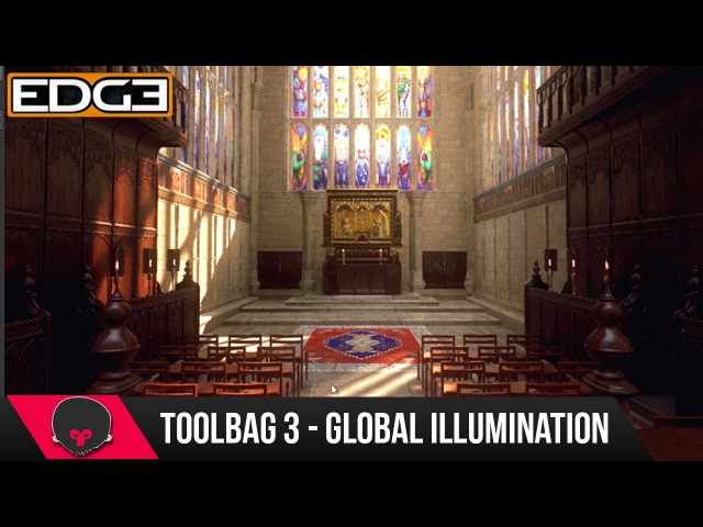 Marmoset Toolbag 3 for Beginners - Global Illumination 5