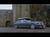 3.8. Настоящий суперкар - Бэнтли Мульсан / Supercar Megabuild - Bentley Mulsanne