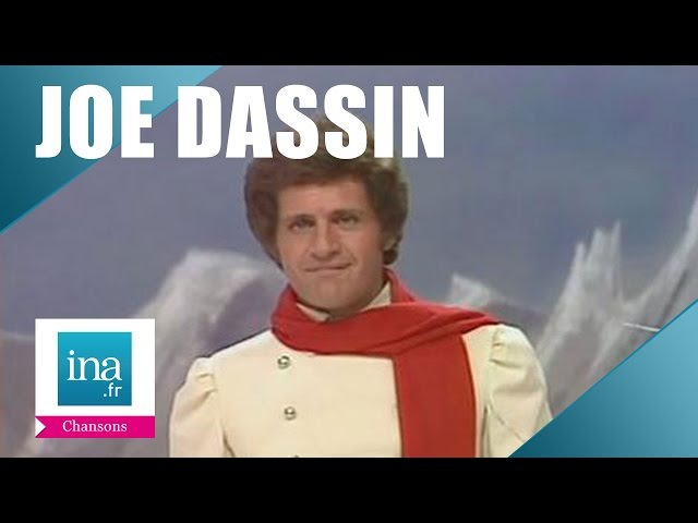 Joe Dassin, le best of 1975 - 1979 (Compilation)   Archive INA