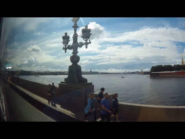 Санкт Петербург. Обзорная экскурсия из автобуса (Saint Petersburg)