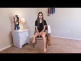 Video A 14 year old amputee who lost a leg to cancer defies the odds to become a competitive dancer.