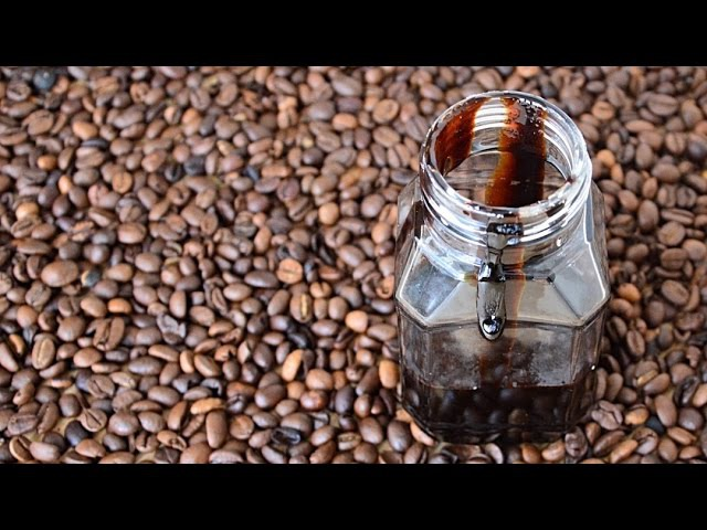 Кофейный экстракт ☆ Coffee extract
