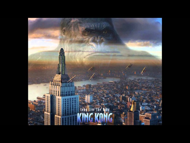 King Kong 2005 Soundtrack : Best of James Newton Howard