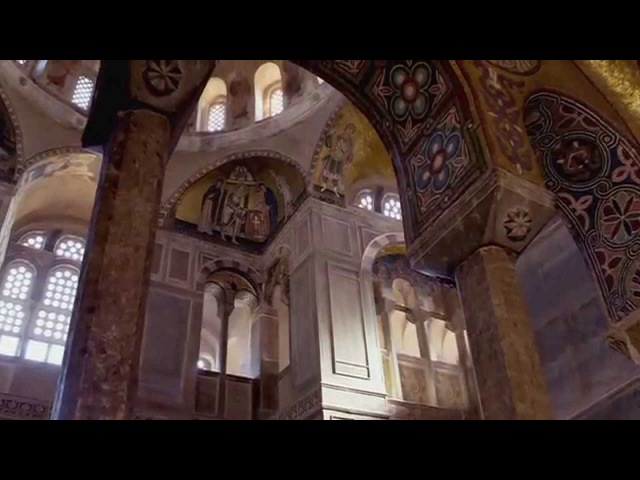 Самые Известные Пять Византийских Церквей The Most Famous Five Byzantine Churches