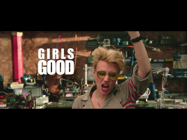 What the good girls dont I do   Holtzmann [Ghostbusters]