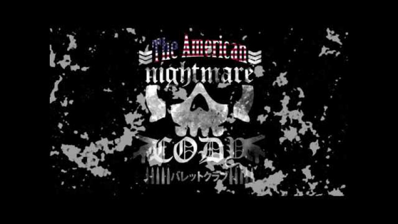 The American Nightmare Cody Custom Entrance Video (Titantron)