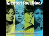 Various Artists - Greatest Soul Divas - 75 Original Recordings (Not Now Music) Full Album