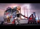 Volvo Trucks - You don't want to get stung by this custom Volvo FH16 - Welcome to my cab - light